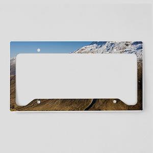 Erosion License Plate Holder