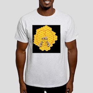 Honeybee dance, artwork Light T-Shirt