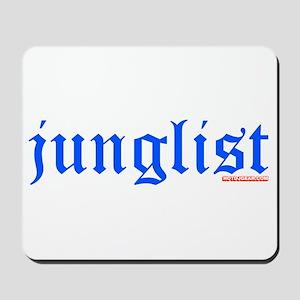 Junglist Mousepad