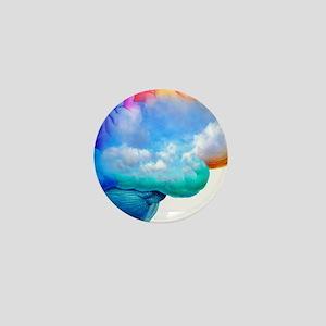 Environmental consciousness Mini Button