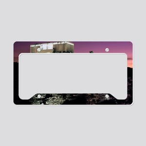 Hinkley Point nuclear power s License Plate Holder