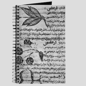 Herbal medicine, 8th century Journal