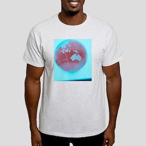 Earth globe Light T-Shirt