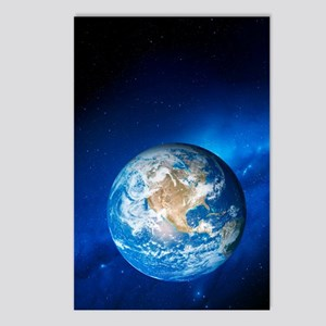 Earth Postcards (Package of 8)