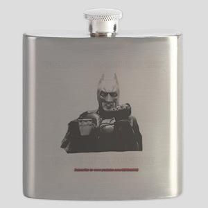 The Dork Knight Rises Flask