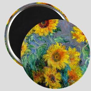 Jewelry Monet Sunf Magnet