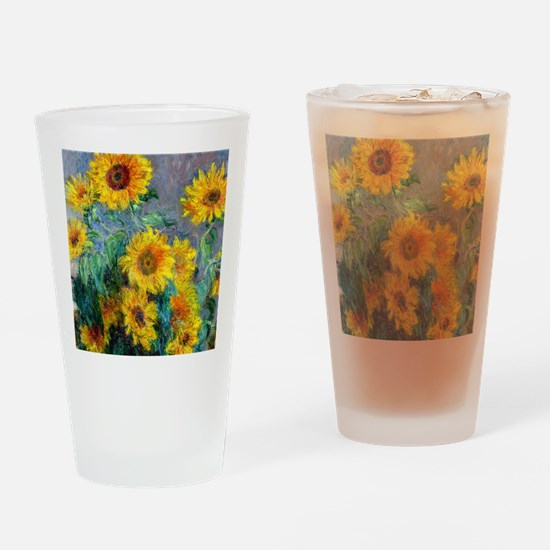 Jewelry Monet Sunf Drinking Glass