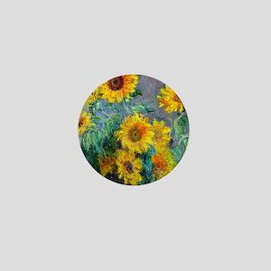 Jewelry Monet Sunf Mini Button