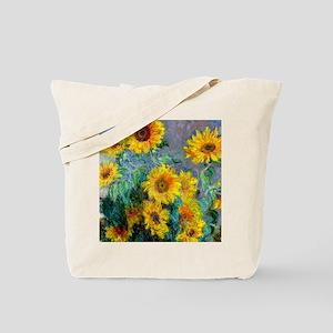 Jewelry Monet Sunf Tote Bag