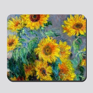 Jewelry Monet Sunf Mousepad