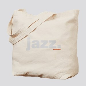 Jazz. Tote Bag