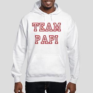 Team PAPI Hooded Sweatshirt