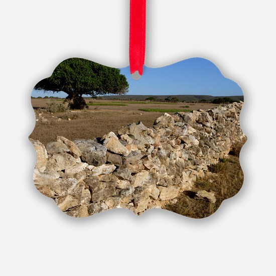 Dry stone wall Ornament