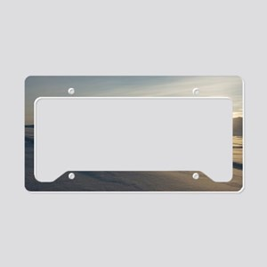 Dogsledge, Northern Greenland License Plate Holder