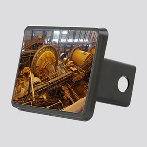 Gold ore processing plant Rectangular Hitch Cover