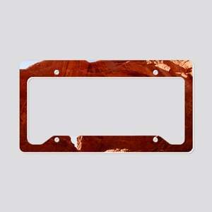 Double Arch License Plate Holder