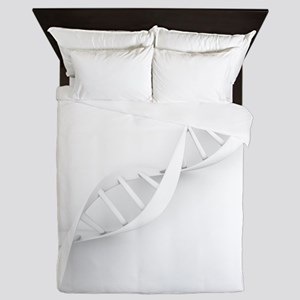 DNA molecule, artwork Queen Duvet