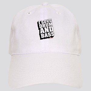 I Love Drum And Bass Cap