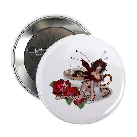 "ROSA Teacup Fairy 2.25"" Button (100 pack)"