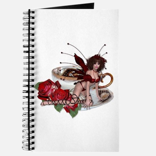ROSA Teacup Fairy Journal