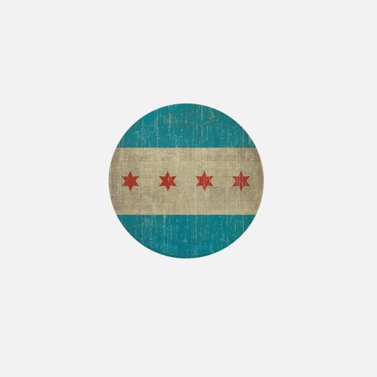 VintageChicago Mini Button