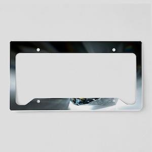 Diamond License Plate Holder