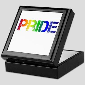 Pride Rainbow Keepsake Box