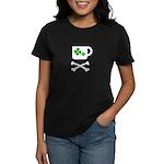 Pirate's Irish Coffee Women's Dark T-Shirt