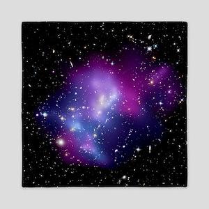 Galaxy cluster MACS J0717 Queen Duvet