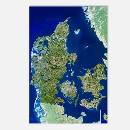 Denmark Postcards (Package of 8)
