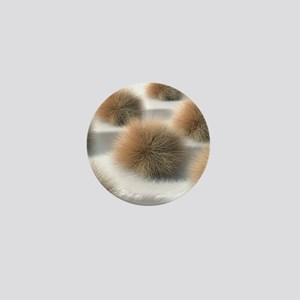 Fungal skin infection, artwork Mini Button