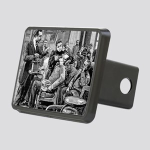 Dental surgery, 19th centu Rectangular Hitch Cover