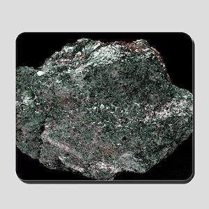 Fuchsite mineral sample Mousepad