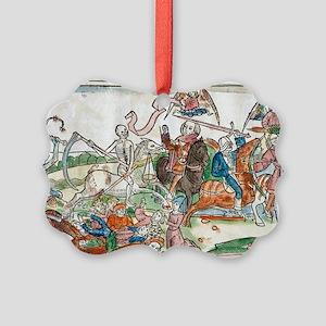 Four Horsemen of the Apocalypse,  Picture Ornament