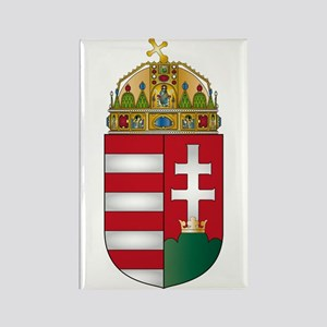 Hungary Rectangle Magnet