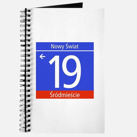 Nowy Swiat, Warsaw (PL) Journal