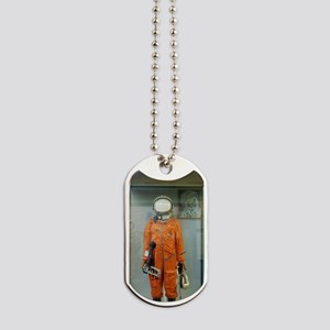 First Russian spacesuit Dog Tags