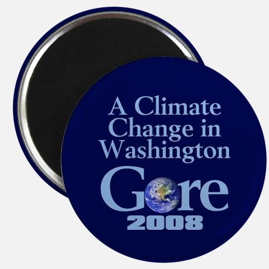 CLIMATE CHANGE Magnet