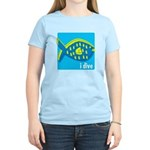 i dive - reef fish Women's Light T-Shirt