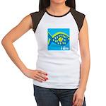 i dive - reef fish Women's Cap Sleeve T-Shirt