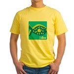 i dive - reef fish Yellow T-Shirt