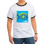 i dive - reef fish Ringer T