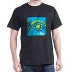 i dive - reef fish Dark T-Shirt