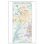 American Tobacco Trail System Map