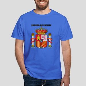 Escudo de España Dark T-Shirt