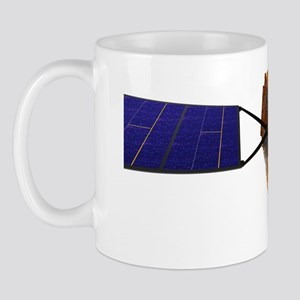 Eutelsat communications satellite Mug