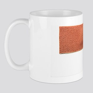 Fabric plaster Mug