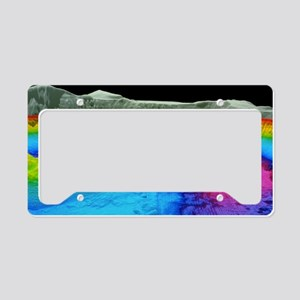 Crater Lake License Plate Holder