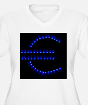 Cost of gas, conc T-Shirt