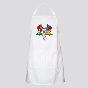 OES Roses for sisters BBQ Apron